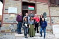 TRAKYA BÖLGESİ - Yunan Gazeteciler Tekirdağ'da