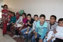 MIDE BULANTıSı - Adıyaman'da 30 Öğrenci Gıda Zehirlenmesi Şüphesiyle Hastaneye Kaldırıldı