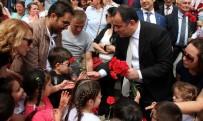ANNELER GÜNÜ - 'Anadan Ata'ya Çiçek' Karşıkaya'dan Geliyor