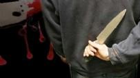 ŞIZOFRENI - Babasını gözünden bıçaklayarak öldürdü