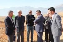 Başkan Tutal, Jeotermal Kuyularda İncelemelerde Bulundu
