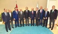 METİN ORAL - Başkanlardan Ankara Turu