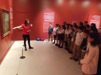 PERA MÜZESI - Beyoğlu'nda Çocuklar Sanatla Buluşuyor