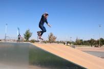 ADRENALIN - Beyşehir'de Kurulan Skate Park, Gençlerin Gözde Adresi Oldu