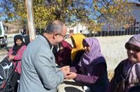 FERASET - Bünyan Belediyesinden İğdecikli Kadınları Sevindiren Hizmet