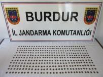 Burdur Jandarma Ekim Ayında 295 Olaya Müdahale Etti