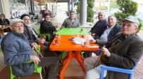 CAMİ İNŞAATI - Burhaniye'de Mehmet Kocaatlı Camin'de Sıvaya Başlanıyor