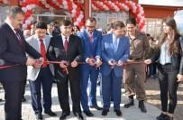 DPÜ Emet Meslek Yüksekokulu'nun Yeni Kafeterya Binası Dualarla Açıldı