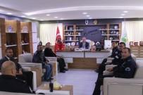 MÜSTESNA - Emniyet Teşkilatından Başkan Şahiner'e Ziyaret