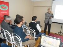 MUSTAFA AKSOY - Eskişehir'de 'Türk Tarihi'nde Damgalar' Konferansı Verildi