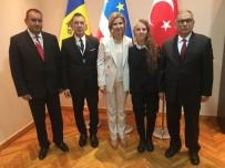 YABANCI YATIRIMCI - GAÜ'nün Gagavuzya Adımları Yürüyüşe Dönüşüyor