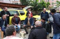 BEKIRPAŞA - Giresun Belediye Başkanı Kerim Aksu, Çalışmaları Yerinde Takip Ediyor