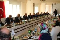 Kelkit Havzası Kalkınma Birliği Toplantısı Erzincan'da Yapıldı