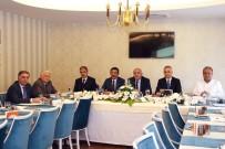 ÇANKIRI VALİSİ - KUZKA Yönetim Kurulu Toplantısı Kastamonu'da Yapıldı