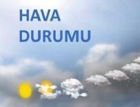 METEOROLOJI GENEL MÜDÜRLÜĞÜ - Meteoroloji'den Marmara için çok önemli fırtına uyarısı
