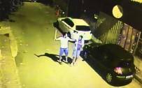 MEYDAN DAYAĞI - Arnavutköy'de suçüstü yakalanan hırsızlara meydan dayağı