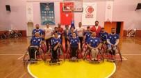 MESUT ÖZAKCAN - Tekerlekli Sandalyenin Efeleri Lige Galibiyet İle Başladı