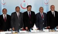 ŞAFAK BAŞA - Tekirdağ'da, Yerel Yönetimlerde Su Güvenliği Toplantısı Yapıldı