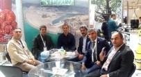 AHMET ÖZEN - Tut İlçesinin Organik Ürünleri Exponatura Fuarında Tanıtıldı
