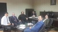 MUHARREM COŞKUN - Uygulamalı Girişimcilik Eğitimi Programı Toplantısı Düzenlendi