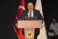 MURAT ZORLUOĞLU - YÖK Başkanı Saraç, Öğrencilerle Bir Araya Geldi