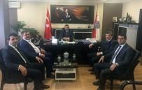 FARUK ÇATUROĞLU - AK Parti Milletvekili Çaturoğlu Zonguldak'ta Ziyaretlerde Bulundu