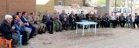 CAMİ İNŞAATI - Araban'da İnşaatı Süren Camiye İsmine 15 Temmuz Şehitler Camisi İsmi Verildi