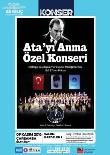 MALTEPE BELEDİYESİ - Atatürk Maltepe'de Sevdiği Şarkılarla Anılacak