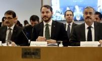 ÖZELLEŞTIRME İDARESI - Bakan Albayrak, Enerji Bakanlığının 2017 Bütçesi Hakkında Bilgi Verdi