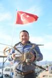Balıkçı Ağına 'Drone' Takıldı