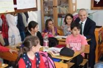 NUSRET DIRIM - Bartın Valisi Dirim Okul Ziyaretlerinde