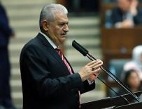YENİ ANAYASA ÇALIŞMALARI - Başbakan Yıldırım'dan Anayasa değişikliği açıklaması