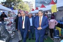 KURU BAKLİYAT - Başkan Alıcık, Gaziantep Günleri Fuarı'na Katıldı