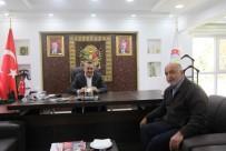 HıZLı TREN - Başkan Tutal Yatırımcılara Teklif Çağrılarını Sürdürüyor