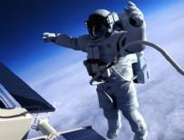 SOYUZ - Başkanlık seçimleri için uzay istasyonundan oy gönderdi