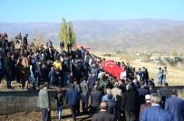 ŞEHİT CENAZESİ - Bitlis Şehidini Uğurladı