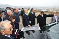 PİKNİK ALANLARI - Büyükşehir Belediyesi Keykubat Parkı Çalışmalarına Başladı