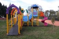Büyükşehir'den Engelli Çocuklara Park