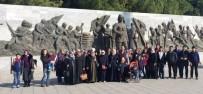 MECIDIYE - Çanakkale'ye Anlamlı Ziyaret