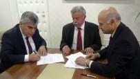 ŞEKER FABRİKASI - Doğanşehir Şeker Fabrikası Ve Arazisi Belediyeye Devredildi