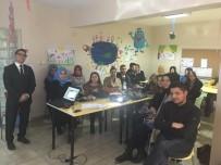 İŞ GÖRÜŞMESİ - Eğitim Gönüllülerine İŞ-KUR'dan 'İş Arama Becerileri' Semineri