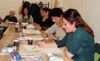 İSPANYOLCA - Emek Çankaya Evi'nde Açılan Kurslara 600 Kişi Kaydoldu