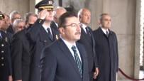 MÜSTESNA - Emniyet Genel Müdürü Anıtkabir'i Ziyaret Etti