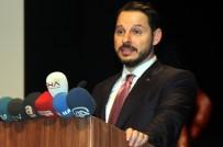 ÖZELLEŞTIRME İDARESI - Enerji Bakanlığının Çalışma Ve Projelerini Anlattı