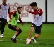 EREN DERDIYOK - Galatasaray, Fenerbahçe Maçı Hazırlıklarını Sürdürdü