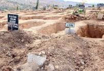 YEŞILKENT - Gaziantep'teki Patlamada Ölmüştü Açıklaması Mezarı Açıldı