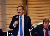 LÜBNAN - Gaziantep Üniversitesi Rektörü Ali Gür Açıklaması 'Ben Eleştirilere Açık İftiralara Kapalıyım'