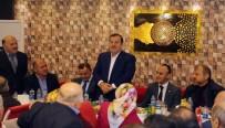 KADıOĞLU - İSDEF Yemeğine Esenyurt Belediye Başkanı Necmi Kadıoğlu Da Katıldı