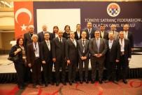 SATRANÇ FEDERASYONU - İslam Yücel Satranç Federasyonu'nda