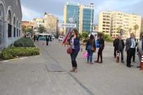 GARIBAN - İZBAN Çalışanları Greve Gitti, İzmir'de Ulaşım Krizi Yaşandı